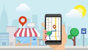 cách đăng ký tên công ty trên google map