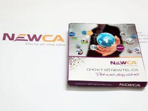 chữ ký số Newca là gì