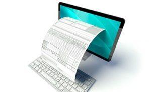 hóa đơn điện tử không có mã xác thực
