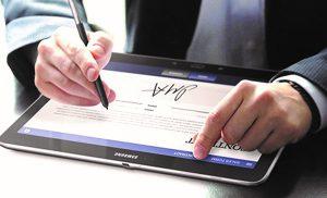 Phân biệt về chữ ký số và chữ ký điện tử
