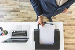 Tìm hiểu về cách in hóa đơn điện tử ở đâu?