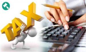 kế toán thuế và các khoản phải nộp nhà nước