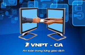 Chữ ký số điện tử VNPT