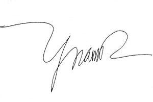một số mẫu chữ ký đẹp