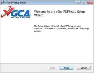 Phần mềm chữ ký số ban cơ yếu chính phủ