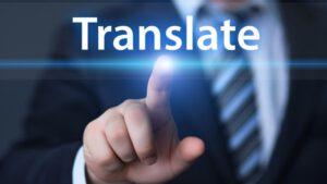 thành lập công ty dịch thuật