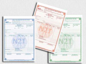 quy định về hóa đơn đỏ