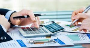 phân phối lợi nhuận sau thuế