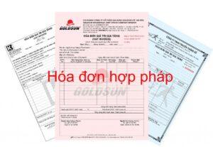 chữ ký trên hóa đơn điện tử