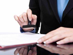 đăng ký con dấu doanh nghiệp