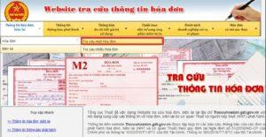 hóa đơn điện tử tổng cục thuế