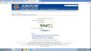 hướng dẫn đăng ký chữ ký số với hải quan