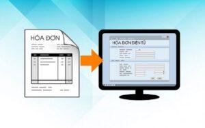 hóa đơn tự in và hóa đơn điện tử