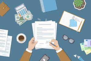 thủ tục đăng ký hóa đơn tự in