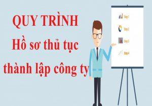 thành lập công ty tại Bình Thuận