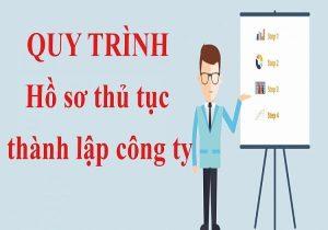 thành lập công ty tại Quảng Trị