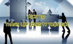 thành lập công ty tại Hà Nam