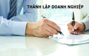 thành lập công ty tại Phú Yên