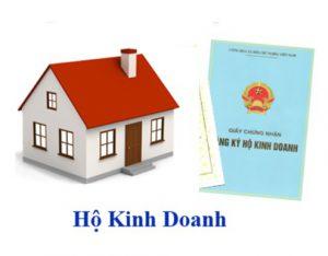 đăng ký hộ kinh doanh cá thể tại Hà Nội