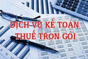 dịch vụ kế toán thuế tại Huế