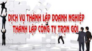 Thành Lập Công Ty TNHH tại Tuyên Quang