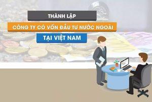 thành lập công ty vốn Nước Ngoài tại Quảng Ninh