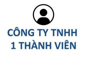 Thành Lập Công Ty TNHH 1 thành viên tại Sơn La