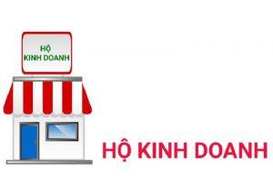 đăng ký hộ kinh doanh cá thể tại HCM