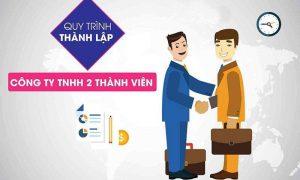 Thành Lập Công Ty TNHH 2 thành viên tại Hà Nội