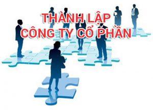 thành lập công ty cổ phần tại Bắc Giang