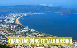 Thành Lập Công Ty TNHH tại Bình Định