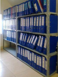 lưu trữ chứng từ Kế toán