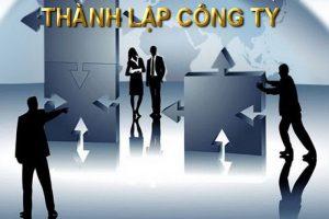 Thành Lập Công Ty TNHH 1 thành viên tại HCM