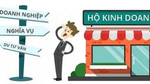 đăng ký hộ kinh doanh cá thể tại Bắc Giang