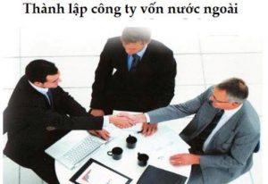 thành lập công ty vốn Nước Ngoài tại Nam Định