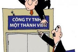 thành lập công ty TNHH 1 thành viên tại tuyên quang