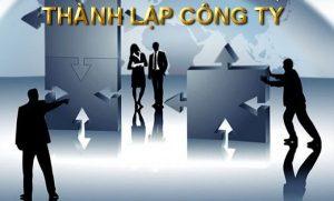 thành lập công ty TNHH 1 thành viên tại yên bái