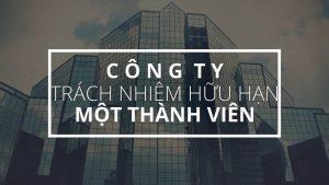 thành lập công ty TNHH 1 thành viên tại quảng bình