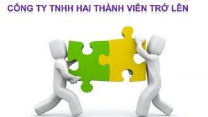 thành lập công ty TNHH 2 thành viên trở lên tại vĩnh long