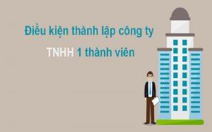 thành lập công ty TNHH 1 thành viên tại lào cai