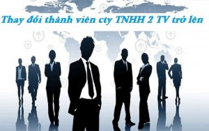 thành lập công ty TNHH 2 thành viên trở lên tại tphcm