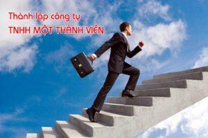 thành lập công ty TNHH 1 thành viên tại hưng yên