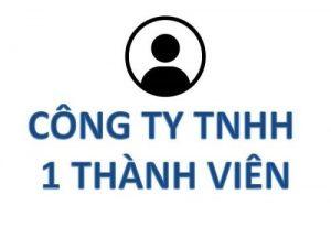 thành lập công ty TNHH 1 thành viên tại gia lai