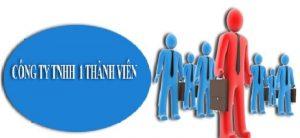 thành lập công ty TNHH 1 thành viên tại phú thọ