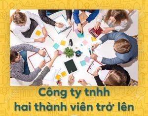 thành lập công ty TNHH 2 thành viên trở lên tại bắc kạn