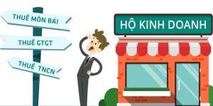 thành lập hộ kinh doanh cá thể tại bạc liêu