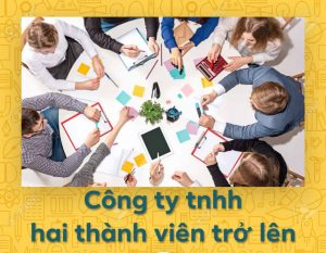 thành lập công ty TNHH 2 thành viên trở lên tại quảng bình
