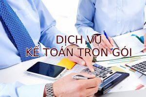 kế toán thuế trọn gói tại Bà Rịa Vũng Tàu
