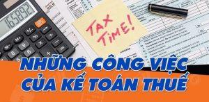 kế toán thuế trọn gói tại Cần Thơ