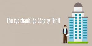 thành lập công ty TNHH 2 thành viên trở lên tại nghệ an
